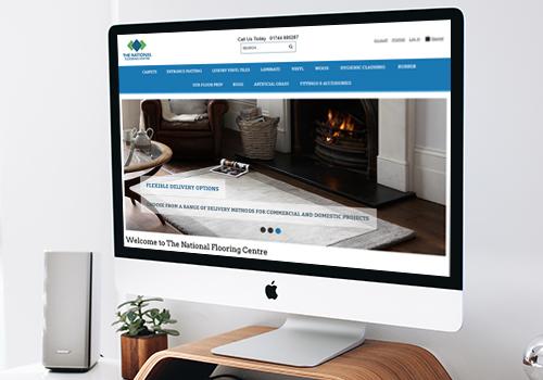 The National Flooring Centre Magento Website | Magium Commerce