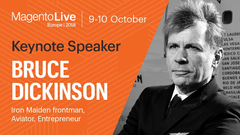 Magento Live Europe 2018 | Magium Commerce Attendance