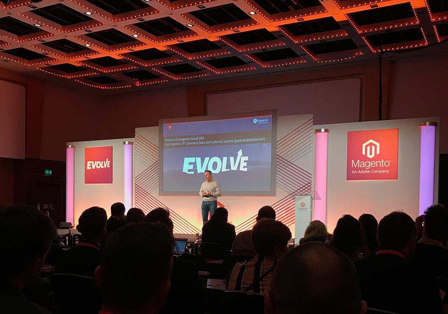 Magento EVOLVE Partner Kick Off 2019