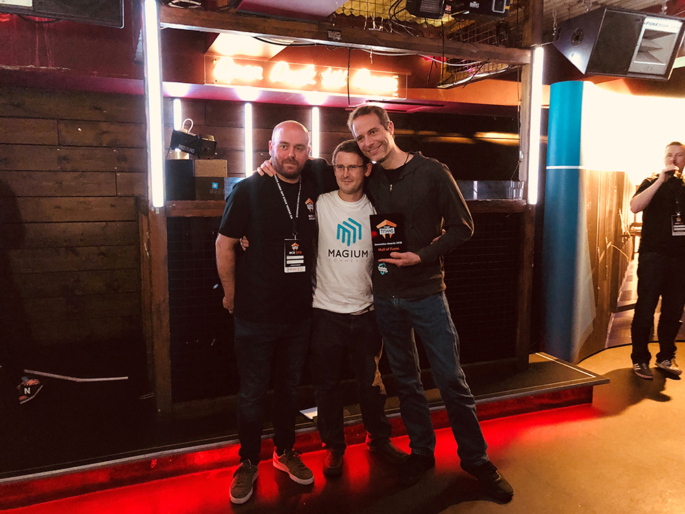 Mage Titans 2018 Hall of Fame | Vinai Kopp | Magium Commerce